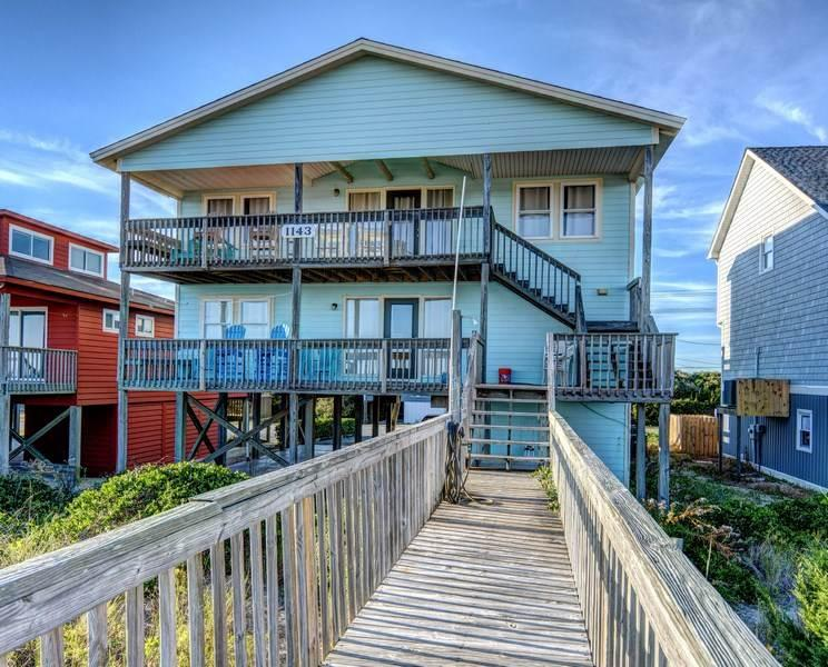 Walking On Sunshine-Dolphin Level - Image 1 - Topsail Beach - rentals