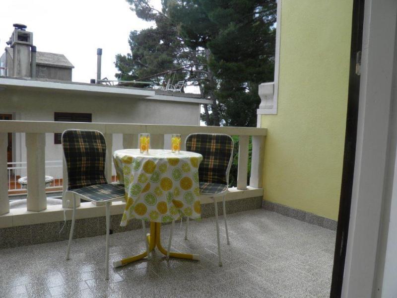 SA2(2): terrace - 35097 SA2(2) - Brela - Brela - rentals