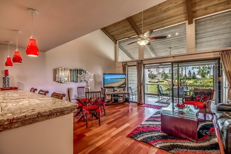 Waikoloa Villas C204 in Waikoloa Village - Ocean and Sunset Views - Image 1 - Mauna Lani - rentals