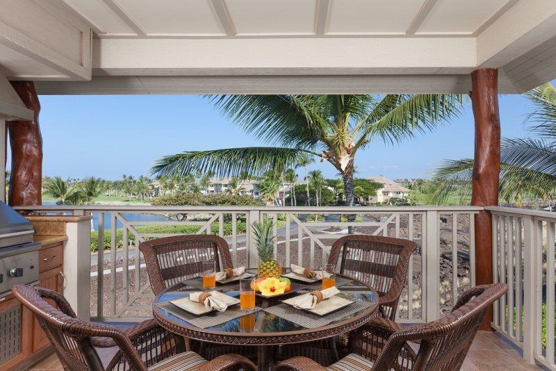 Waikoloa Beach Villas F33. Hilton Waikoloa Pool Pass included for stays thru - Image 1 - Iola - rentals