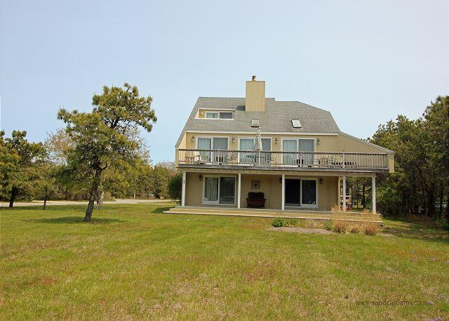 Located less than a mile from South Beach in an attractive neighborhood - Image 1 - Edgartown - rentals
