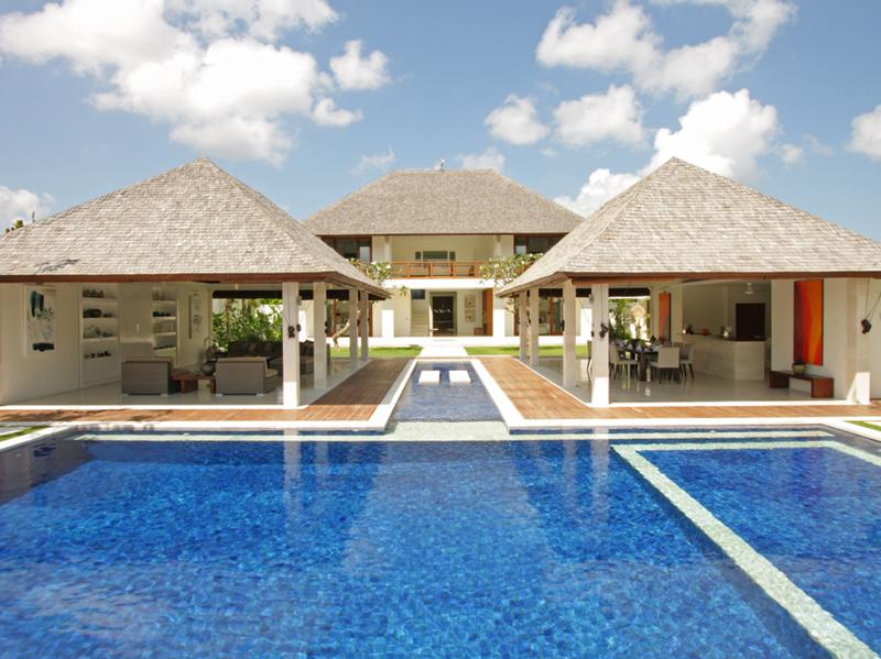 Villa Asante - The villa and pool - Villa Asante - an elite haven - Canggu - rentals