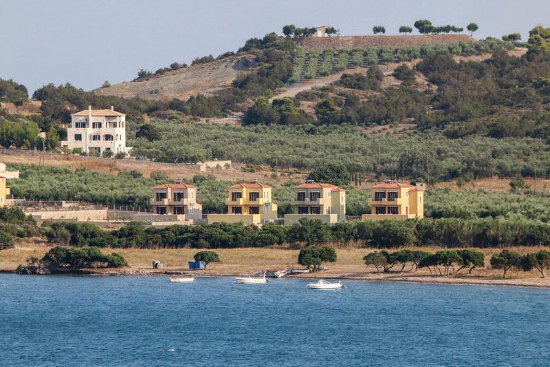 Porto Heli - Gv - Orion Villas complex near wonderful beach on the Peloponnese - Image 1 - Thermisia - rentals