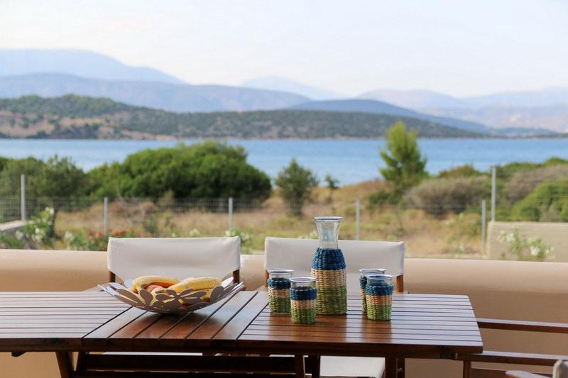 Porto Heli  - Gv -  Orion Villas near to a lovely beach in the Peloponnese near - Image 1 - Thermisia - rentals