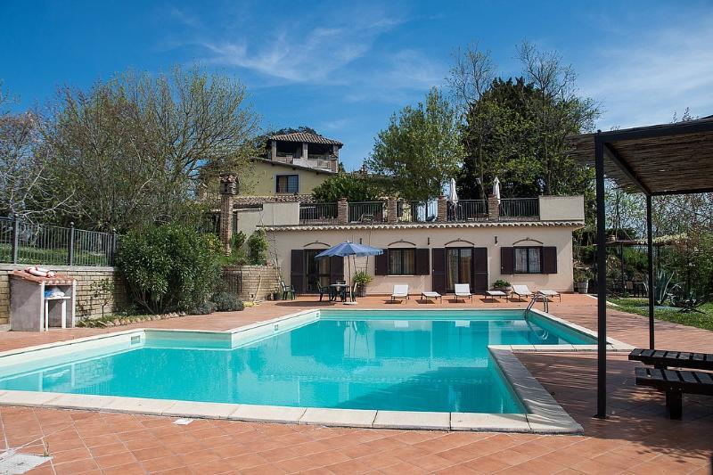 Casa Gerbera D - Image 1 - Collevecchio - rentals