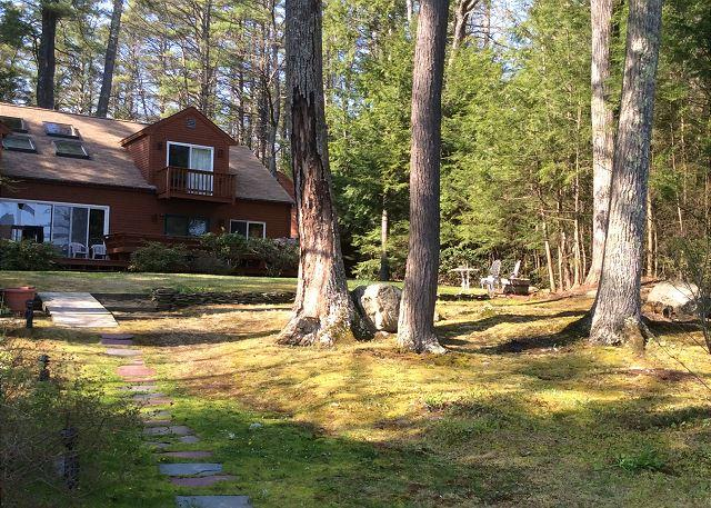 Lake Winnipesaukee Waterfront Home (KEE43Wf) - Image 1 - Moultonborough - rentals