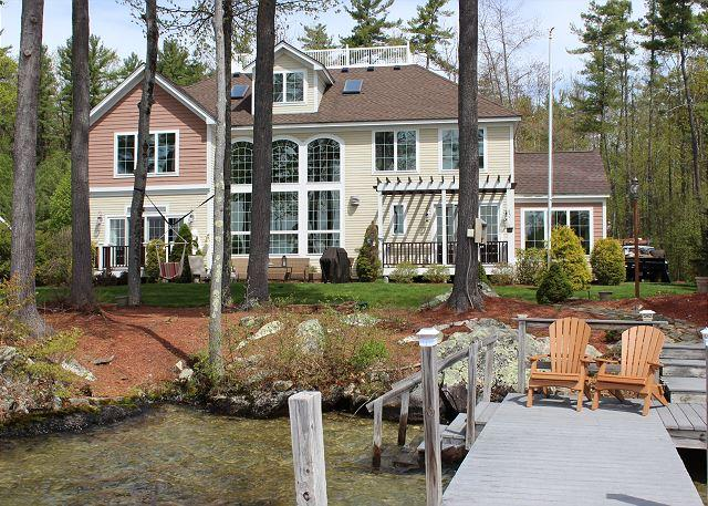 Luxury Waterfront at its Finest (ODO7Wf) - Image 1 - Moultonborough - rentals