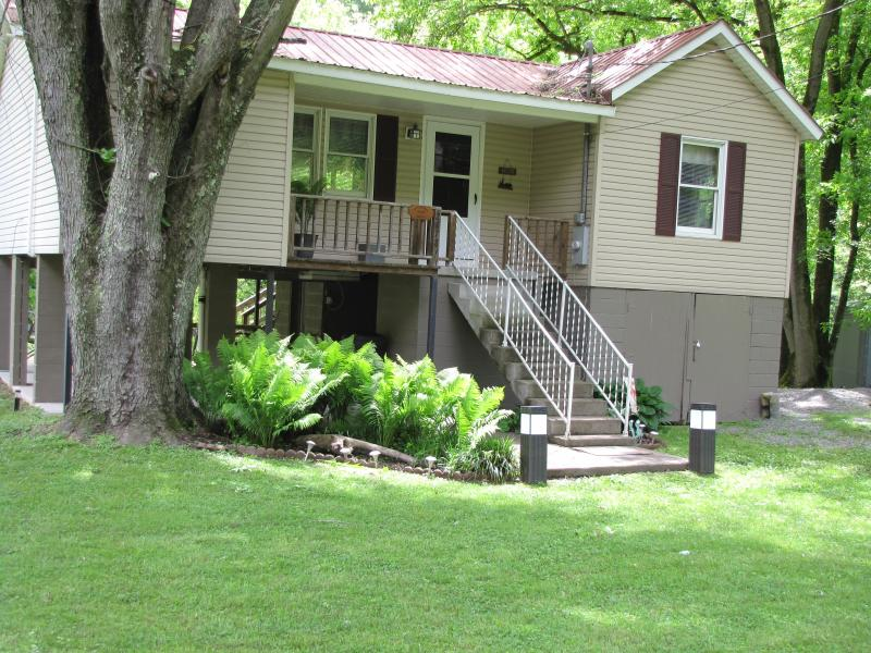 GREENBRIER RIVER ESCAPE - Hinton WV  2 bedroom cabin on Greenbrier River - Hinton - rentals
