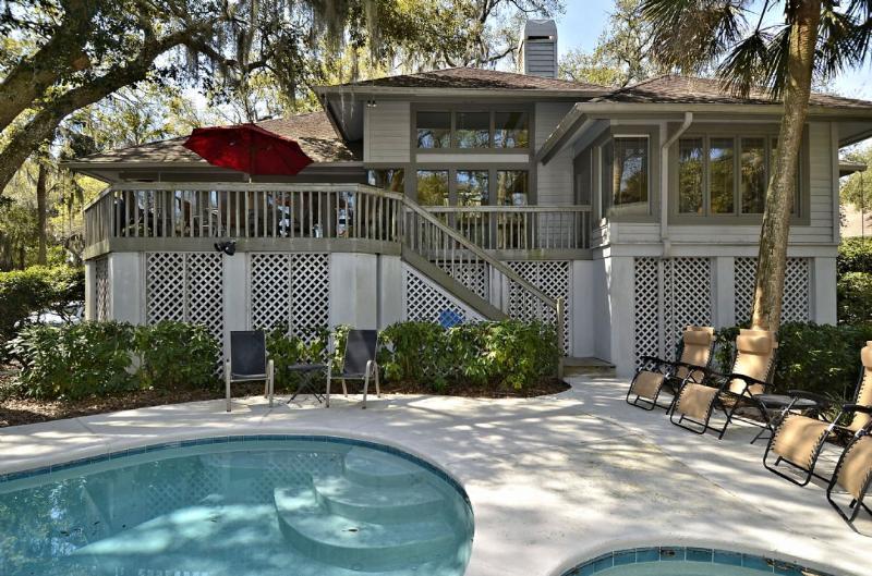 3 Lee Shore - Large 3 Bedroom Palmetto Dunes Home, Short Walk to Beach - Hilton Head - rentals