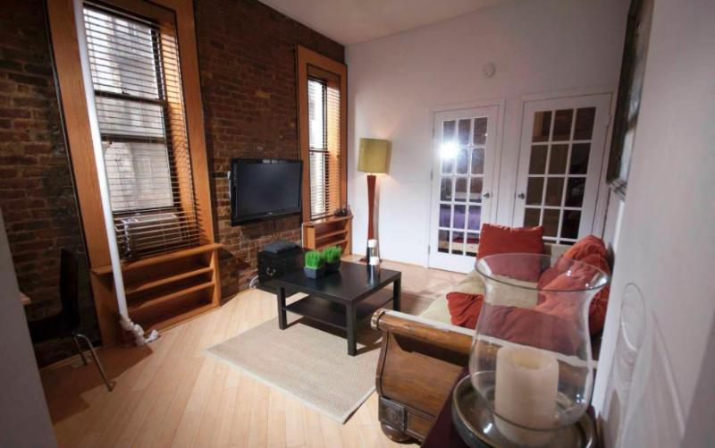 Cozy SoHo Apartment - Fuly Furnished 2 Bedroom, 1 Bathroom Unit - Image 1 - New York City - rentals