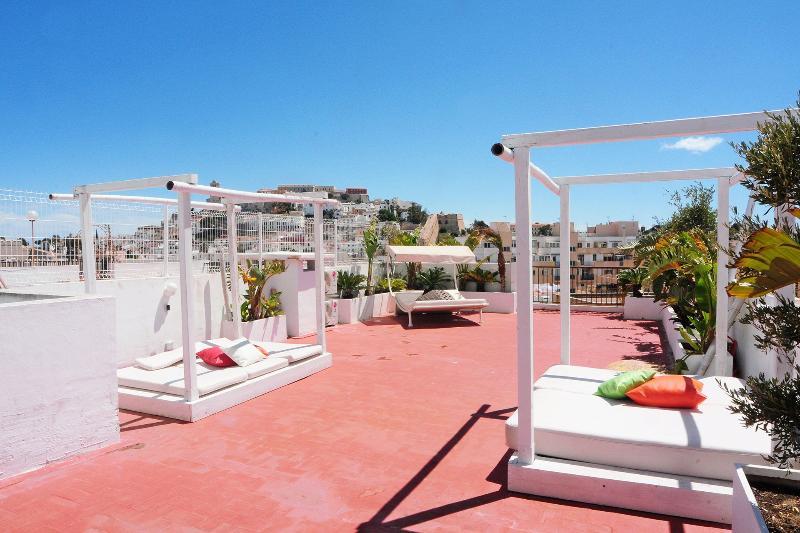 Penthouse unique design Dalt Vila view - Image 1 - Ibiza Town - rentals