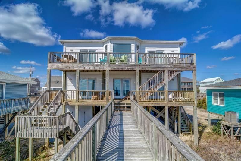 GRAND VIEW - Image 1 - Topsail Beach - rentals