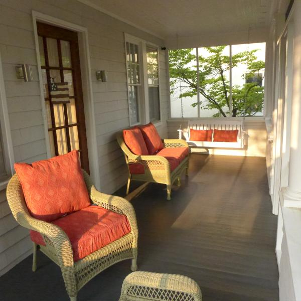 Porch - Charming Home close to historic district - Annapolis - rentals