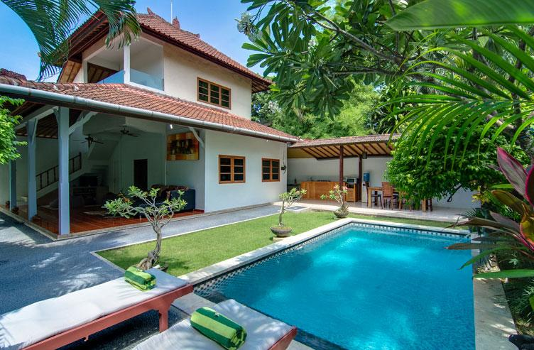 2 Bedroom Villa #3 (The House) - Villa Abimanyu - 1, 2, 3, 5 or 7 Bdrm from $140/nt - Seminyak - rentals