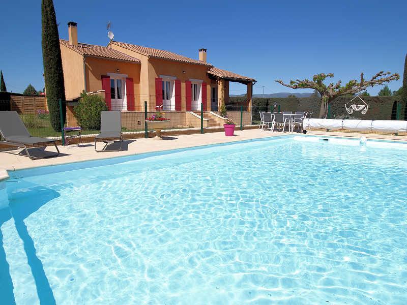 Apt Luberon, Villa 6p. private pool, nice surrounding - Image 1 - Apt - rentals