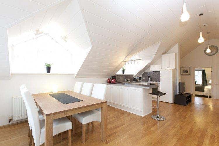 Laugavegur - 2 bedroom apartment - Image 1 - Reykjavik - rentals
