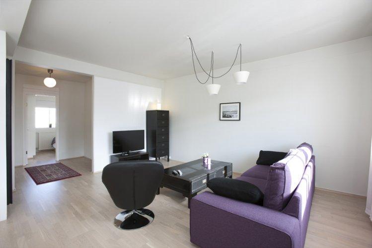Grettisgata Two-Bedroom Apartment - Image 1 - Reykjavik - rentals