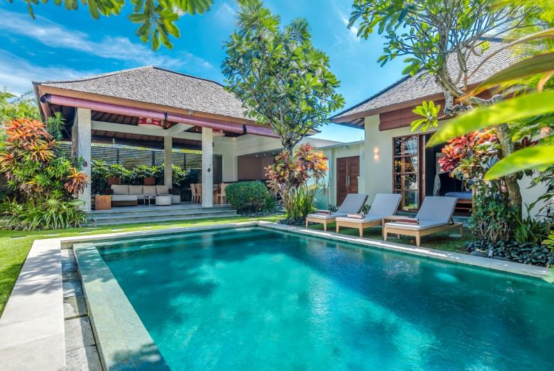 Villa's exterior - Gorgeous 3 Bedroom Villa Close to Beach - Legian - rentals