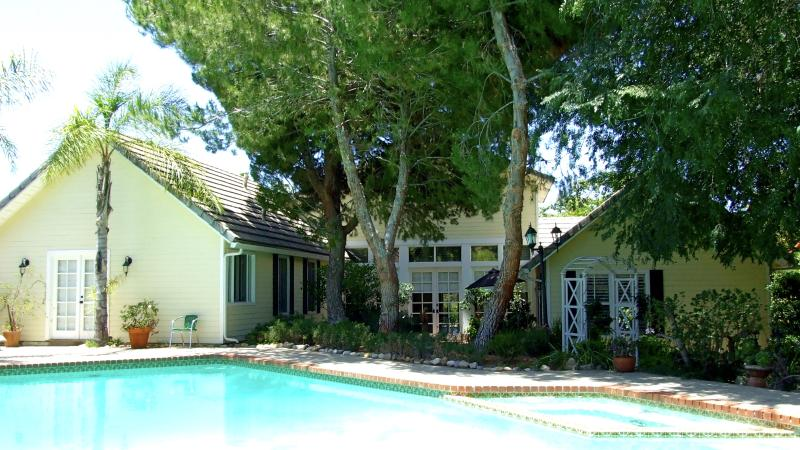 Welcome! - Fallbrook Luxury, Heated Pool/Spa, Sunset Views - Fallbrook - rentals
