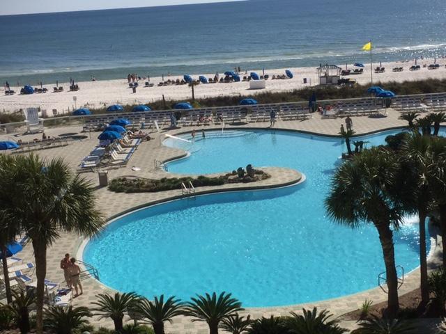 Edgewater Beach Resort 4th floor paradise! - Image 1 - Panama City Beach - rentals