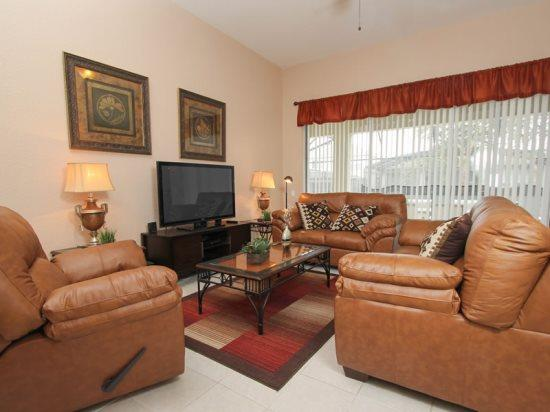 5 Bedroom 5 Bath Pool home in Windsor Hills That Sleeps 12. 7766TS - Image 1 - Orlando - rentals