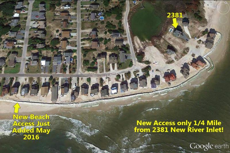Access just added May 2016! - New River Inlet Road 2381 - Sneads Ferry - rentals
