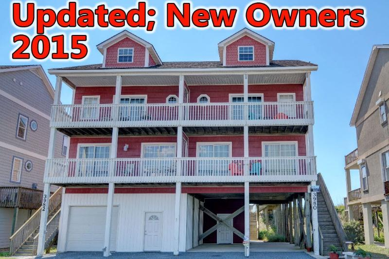 New owner and new decor! - Island Drive 3980 Oceanfront! | Internet - North Topsail Beach - rentals