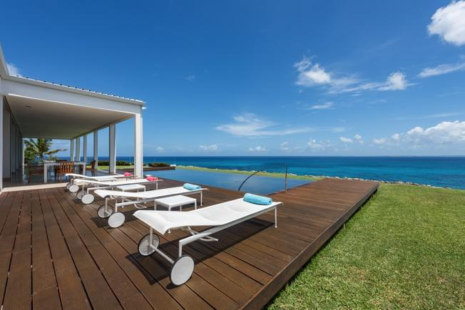 An Luxurious and Modern One Bedroom Villa on St Martin - Image 1 - Marigot - rentals