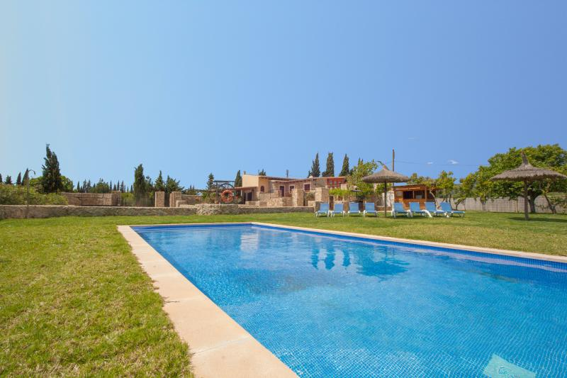SON RAMON - Property for 10 people in Llubi - Image 1 - Llubi - rentals