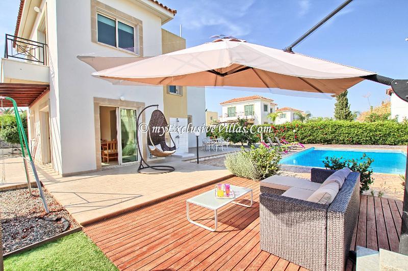 VILLA BLUE PALMS - Image 1 - Ayia Napa - rentals