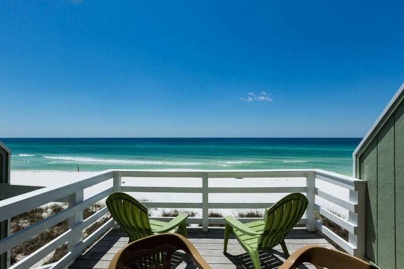 Beautiful view of the ocean - Seahorse. - Destin - rentals