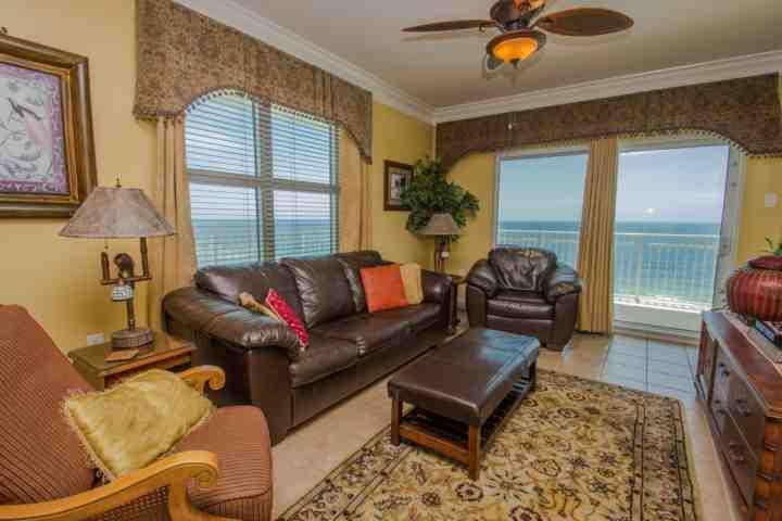 Crystal Shores 1201 - Image 1 - Gulf Shores - rentals