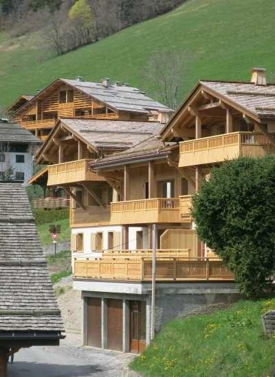 BOISERIE 4 rooms 6 persons - Image 1 - Le Grand-Bornand - rentals