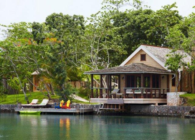 Lagoon Cottages at GoldenEye - Image 1 - Ocho Rios - rentals