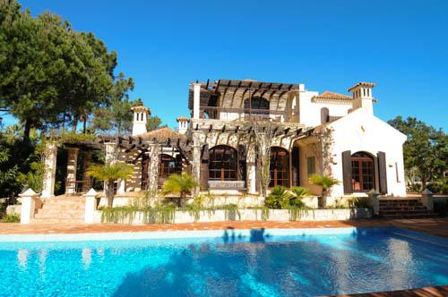 Villa Lucerne, 6 Bedroom Rate - Image 1 - Algarve - rentals