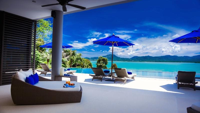 Villa Padma Phuket - Villa Padma - Sea and Sunset View - Cherngtalay - rentals