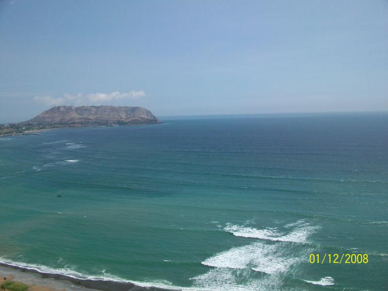 Luxury Ocean View Condo a Block from Larcomar - Image 1 - Lima - rentals