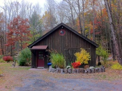 A Romantic Escape,  Barn by a stream with Hot tub - Image 1 - Woodstock - rentals