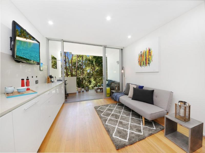 00143 Ultra-Stylish Beach Pad - Image 1 - Bondi Beach - rentals