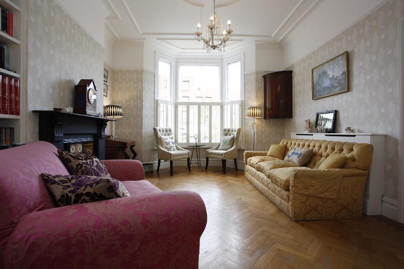Victorian 5 Bedroom House in West Kensington - Colet Gardens - Image 1 - London - rentals