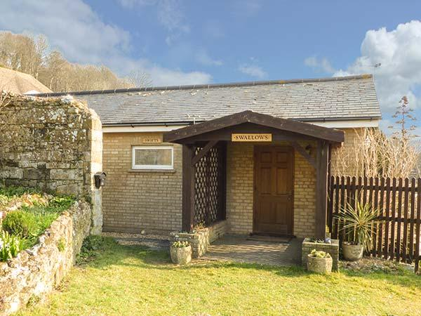 SWALLOWS en-suite, coastal farm bungalow, sea views in Ventnor Ref 926490 - Image 1 - Ventnor - rentals