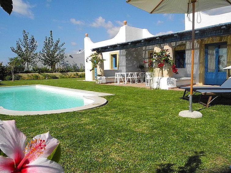 4 bedroom Villa in Sampieri, Sicily, Italy : ref 2084812 - Image 1 - Sampieri - rentals