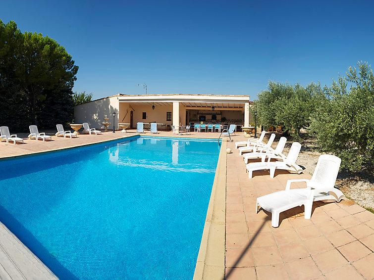 3 bedroom Villa in Vaugines, Provence, France : ref 2084879 - Image 1 - Saint-Chef - rentals