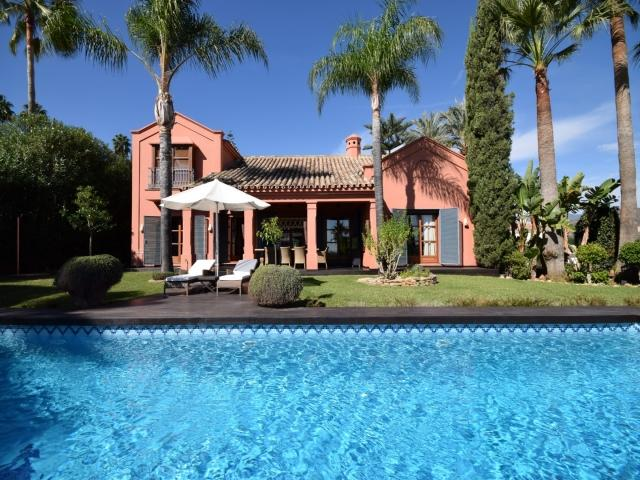 4 bedroom Villa in Golf Valley, Nueva Andalucia, Spain : ref 2086185 - Image 1 - Nueva Andalucia - rentals
