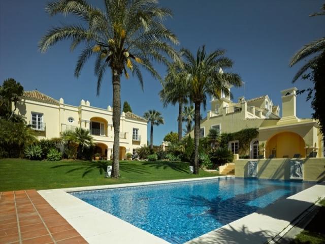 8 bedroom Villa in Golf Valley, Nueva Andalucia, Spain : ref 2086187 - Image 1 - Nueva Andalucia - rentals