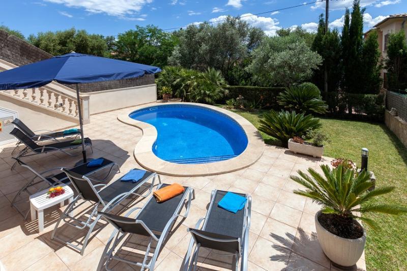 3 bedroom Villa in Alcudia, Alcanada, Mallorca, Mallorca : ref 2086246 - Image 1 - Puerto de Alcudia - rentals