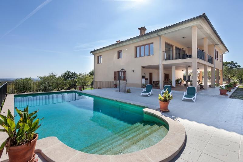 5 bedroom Villa in Campanet, Campanet Countryside, Mallorca, Mallorca : ref - Image 1 - Campanet - rentals