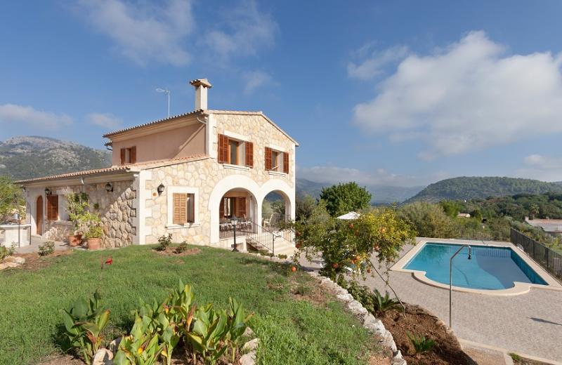 5 bedroom Villa in Campanet, Campanet Countryside, Mallorca, Mallorca : ref 2086250 - Image 1 - Campanet - rentals