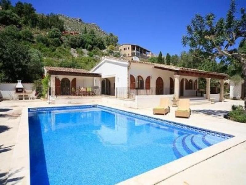 4 bedroom Villa in Pollenca, Mallorca, Mallorca : ref 2086925 - Image 1 - Pollenca - rentals