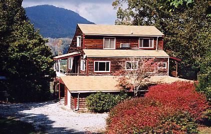 The Historic Euchella House - Scenic Mt/Lake Cabin in Nantahala Gorge for groups - Bryson City - rentals